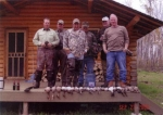 SISIP Outfitters Goose hunting