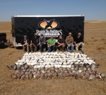 Prairie Sky Outfitters Goose hunting